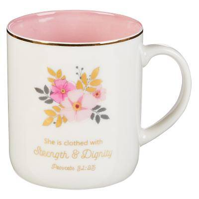 Picture of Mugs Strength and Dignity