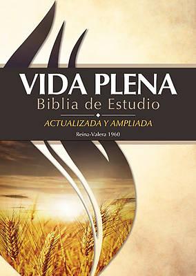 Picture of Vida Plena Biblia de Estudio - Actualizada Y Ampliada - Con Indice
