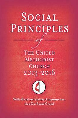 Social Principles of The United Methodist Church 2013-2016 - eBook [ePub]