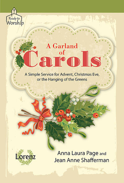 A Garland of Carols Accompaniment CD