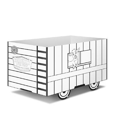 Picture of Vacation Bible School (VBS) 2020 Rocky Railway Preschool Billy Boxcars (pkg. of 10)