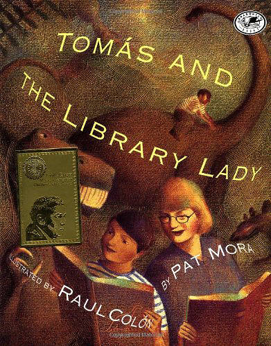 Picture of Tomas and the Library Lady