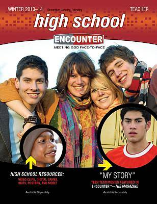 Standard Encounter High School Teacher Book Winter 2013-2014