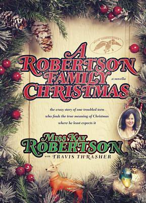 A Robertson Family Christmas [ePub Ebook]