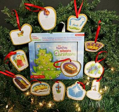 Picture of Twelve Names of Christmas