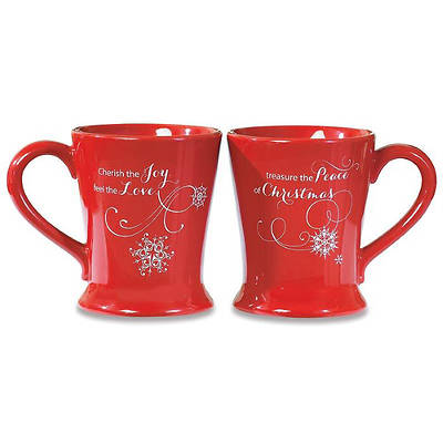 Joy, Love, Peace Mug