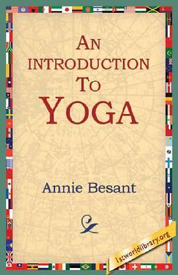 An Introduction To Yoga [Adobe Ebook]