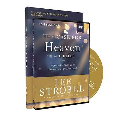 Picture of The Case for Heaven (and Hell) Study Guide with DVD