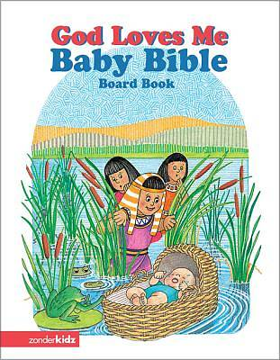 God Loves Me Baby Bible