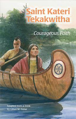Picture of Saint Kateri Tekakwitha