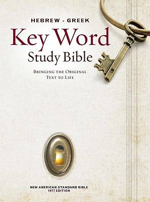 Picture of Hebrew-Greek Key Word Styudy Bible