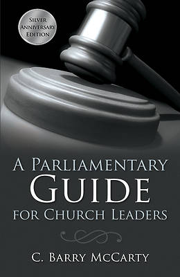 Picture of A Parliamentary Guide for Church Leaders