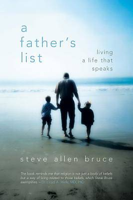 Picture of A Father's List