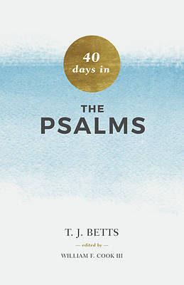 Picture of 40 Days in Psalms