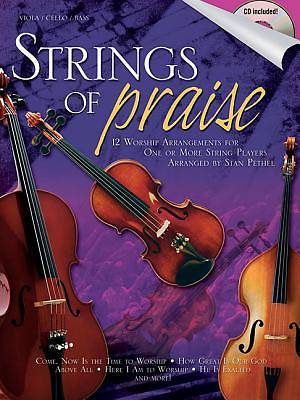 Strings of Praise With CD (Audio)