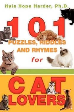 Picture of 101 Puzzles, Riddles and Rhymes for Cat Lovers
