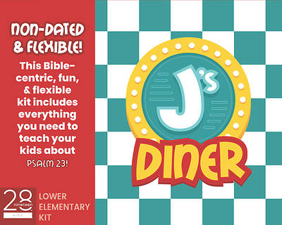 Picture of 28nineteen J's Diner Lower Elementary Kit