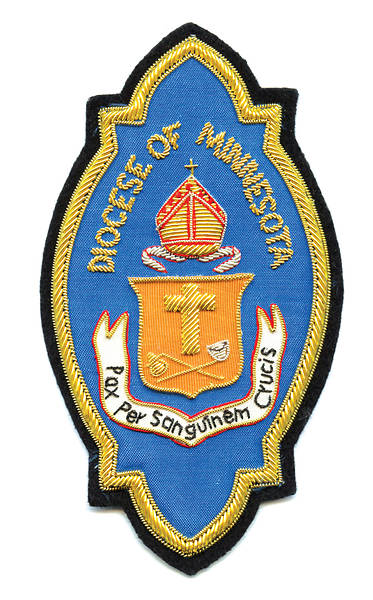 SEAL-DIOCESE OF MINNESOTA