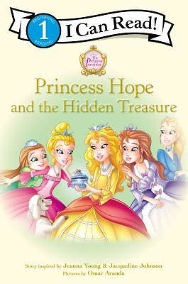 Picture of Princess Hope and the Hidden Treasure