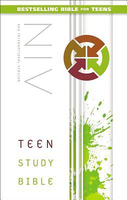 Picture of NIV Teen Study Bible