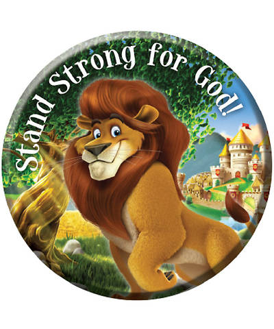 Group VBS 2013 Kingdom Rock Buttons (pkg. of 30)