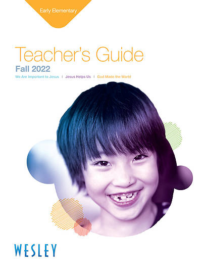 Picture of Wesley Early Elementary Teachers Guide Fall