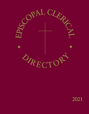 Picture of Episcopal Clerical Directory 2021
