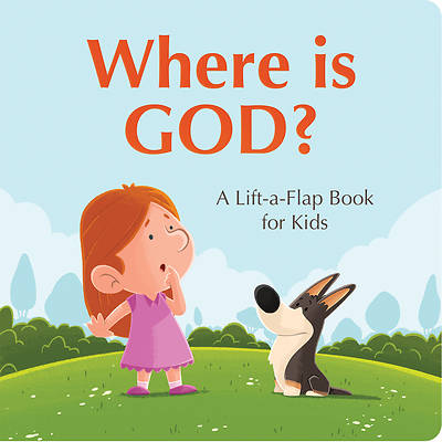 Picture of Where Is God?