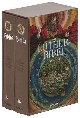 Picture of Lutherbibel 1534