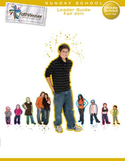 Picture of FaithWeaver Jr. High Leader Guide