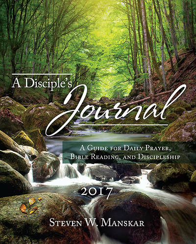 Picture of A Disciple's Journal 2017
