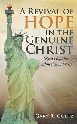 Picture of A Revival of Hope in the Genuine Christ