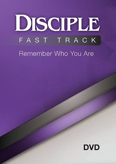 Picture of Disciple Fast Track Remember Who You Are DVD
