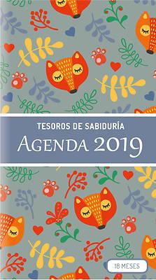 Picture of 2019 Planificador - Tesoros de Sabiduria