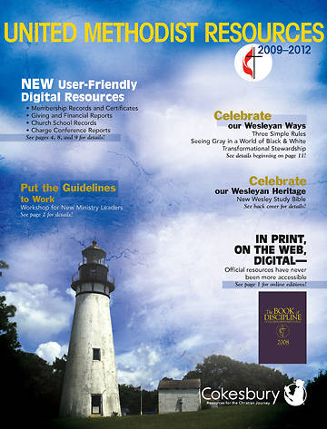 United Methodist Official Resources Catalog