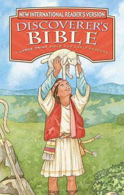 New International Readers Version Discoverers Bible for Early Readers, Revised Edition