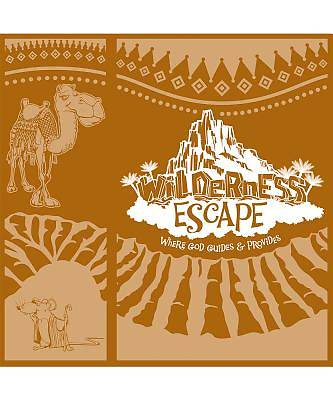 Group VBS 2014 Wilderness Escape Banduras, Tribe of Judah 6pk
