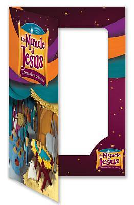 Miracle of Jesus Follow-Up Foto Frame (10-Pack)
