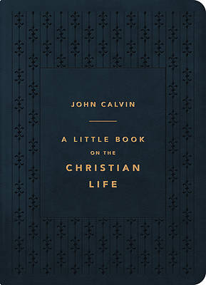 Picture of A Little Book on the Christian Life (Gift Edition), Navy