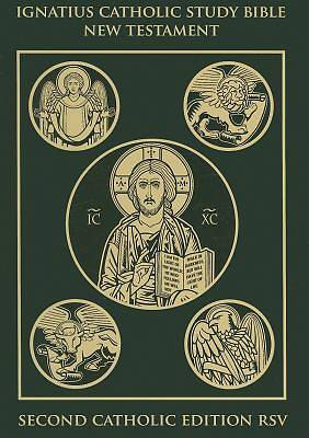 Picture of Ignatius Catholic Study New Testament-RSV