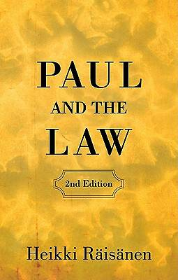 Picture of Paul and the Law