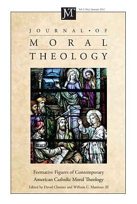 Picture of Journal of Moral Theology, Volume 1, Number 1