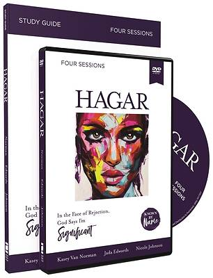 Picture of Known by Name: Hagar with DVD