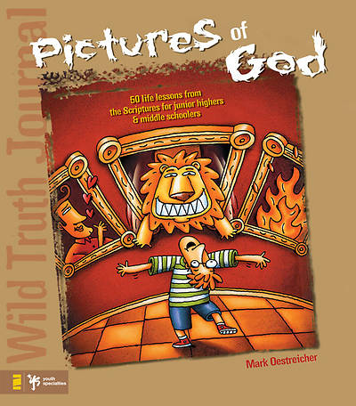 Wild Truth Journal - Pictures of God