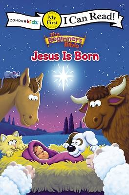 Picture of The Beginner's Bible: Jesus Is Born
