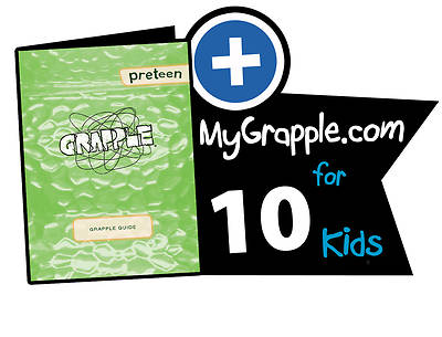 Groups Grapple Preteen 10 User Pack Summer 2013