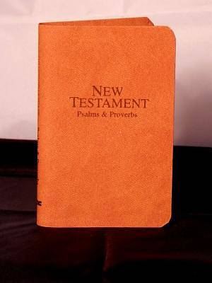 Economy Pocket New Testament with Psalms and Proverbs