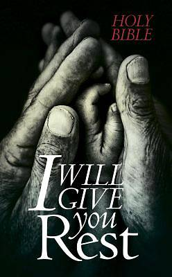 Picture of I Will Give You Rest-NLT