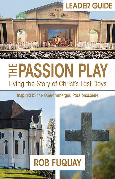 Picture of The Passion Play Leader Guide