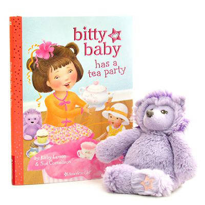 Bitty Babys Mini Hedgehog & Book